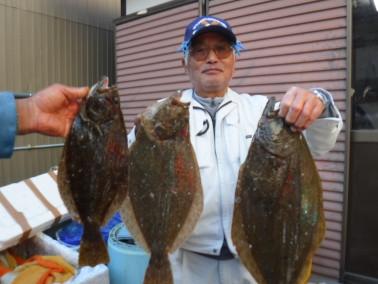 奥村釣船の2019年12月27日(金)2枚目の写真