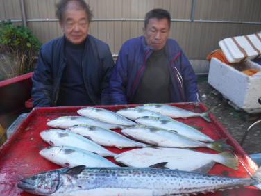 奥村釣船の2019年12月27日(金)4枚目の写真