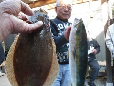 奥村釣船の2019年12月28日(土)2枚目の写真