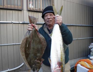 奥村釣船の2019年12月28日(土)4枚目の写真