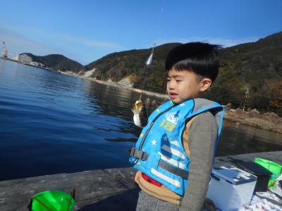 由良海つり公園&釣堀ランドの2019年12月29日(日)1枚目の写真