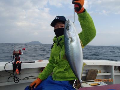 秀吉丸の2020年1月4日(土)2枚目の写真