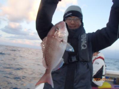 秀吉丸の2020年1月11日(土)2枚目の写真