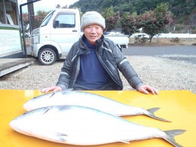 海上釣り堀 天海の2020年1月12日(日)2枚目の写真