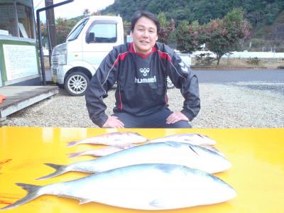 海上釣り堀 天海の2020年1月12日(日)3枚目の写真