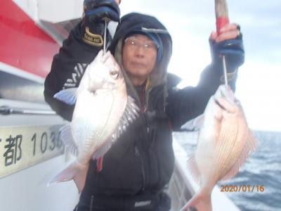 秀吉丸の2020年1月16日(木)2枚目の写真