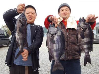 乙島丸の2019年12月24日(火)2枚目の写真