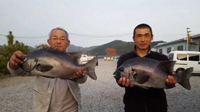 乙島丸の2020年1月3日(金)1枚目の写真