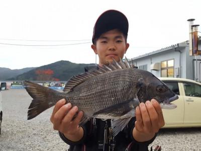 乙島丸の2020年1月7日(火)1枚目の写真