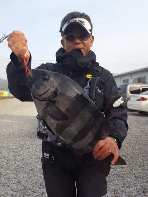 乙島丸の2020年1月15日(水)1枚目の写真