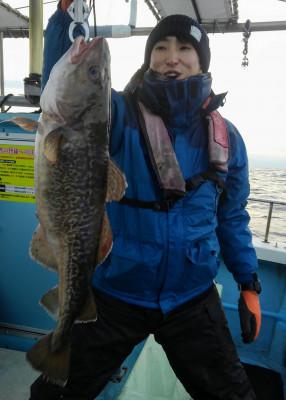 佐々木釣具店 平進丸の2020年1月18日(土)2枚目の写真