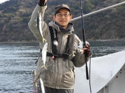 釣具の海友の2020年1月19日(日)1枚目の写真