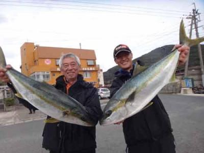 丸銀釣りセンターの2020年1月16日(木)1枚目の写真