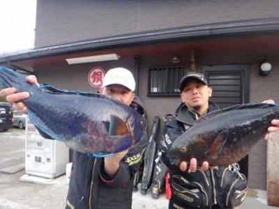 丸銀釣りセンターの2020年1月16日(木)3枚目の写真