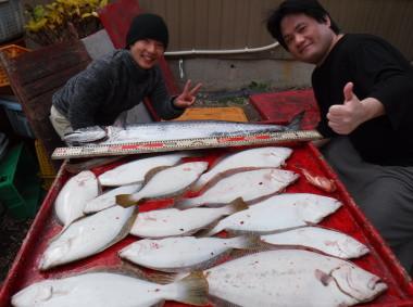 奥村釣船の2020年1月19日(日)2枚目の写真