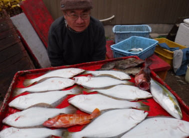 奥村釣船の2020年1月19日(日)3枚目の写真