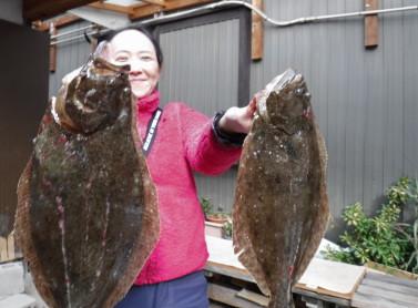 奥村釣船の2020年1月20日(月)1枚目の写真