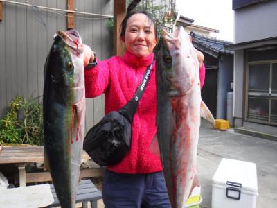 奥村釣船の2020年1月20日(月)2枚目の写真
