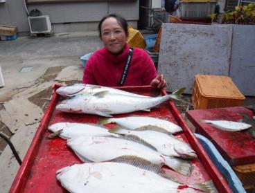 奥村釣船の2020年1月20日(月)4枚目の写真