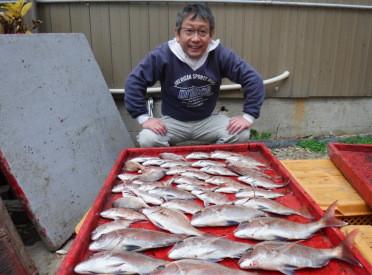 奥村釣船の2020年1月21日(火)2枚目の写真