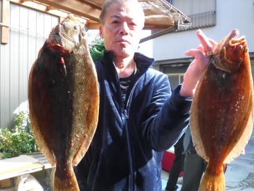 奥村釣船の2020年1月21日(火)3枚目の写真