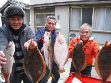 奥村釣船の2020年1月21日(火)5枚目の写真