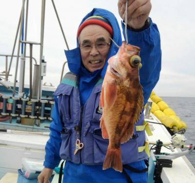 佐々木釣具店 平進丸の2020年1月23日(木)1枚目の写真