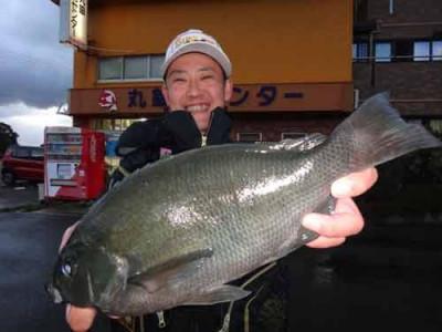 丸銀釣りセンターの2020年1月18日(土)1枚目の写真