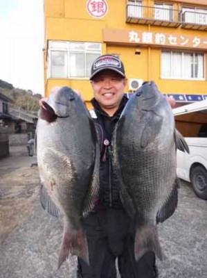 丸銀釣りセンターの2020年1月19日(日)2枚目の写真