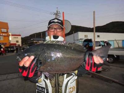 丸銀釣りセンターの2020年1月21日(火)5枚目の写真