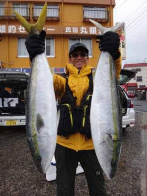 丸銀釣りセンターの2020年1月22日(水)1枚目の写真