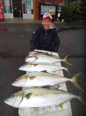 丸銀釣りセンターの2020年1月22日(水)3枚目の写真