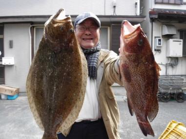 奥村釣船の2020年1月22日(水)1枚目の写真