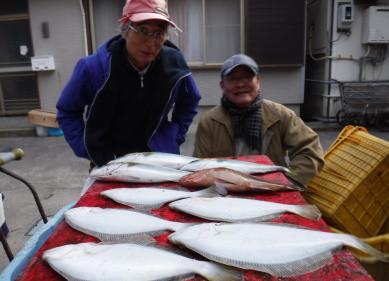 奥村釣船の2020年1月22日(水)2枚目の写真