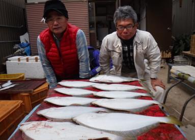 奥村釣船の2020年1月22日(水)3枚目の写真