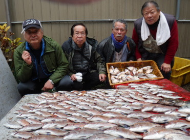 奥村釣船の2020年1月23日(木)2枚目の写真