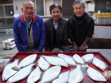 奥村釣船の2020年1月24日(金)3枚目の写真