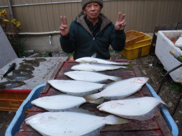 奥村釣船の2020年1月24日(金)4枚目の写真