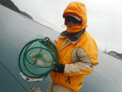 由良海つり公園&釣堀ランドの2020年1月26日(日)2枚目の写真