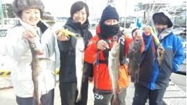 釣船 啓幸丸の2020年1月19日(日)1枚目の写真