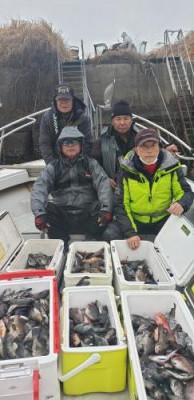 まこと遊漁の2020年1月26日(日)1枚目の写真
