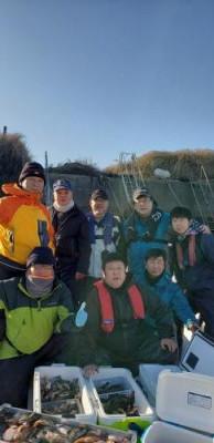 まこと遊漁の2020年1月26日(日)3枚目の写真