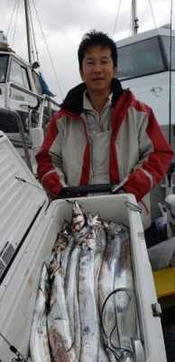 まこと遊漁の2020年1月26日(日)4枚目の写真