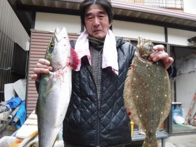 奥村釣船の2020年1月25日(土)2枚目の写真