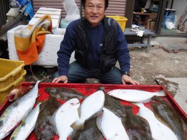奥村釣船の2020年1月25日(土)3枚目の写真