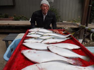 奥村釣船の2020年1月25日(土)4枚目の写真