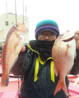 第八幸松丸の2020年1月27日(月)2枚目の写真