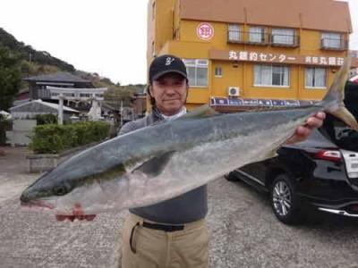 丸銀釣りセンターの2020年1月25日(土)4枚目の写真