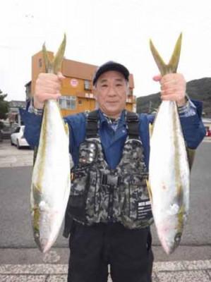 丸銀釣りセンターの2020年1月25日(土)5枚目の写真