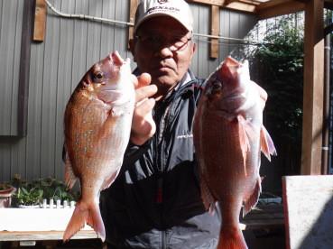 奥村釣船の2020年1月29日(水)3枚目の写真